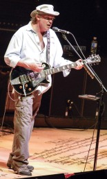 Neil Young in Ottawa, courtesy of Adrian M. Buss.