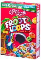 Kellogg's Froot Loops box, courtesy of Evan Amos.
